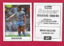 Coventry City Brian Kilcline 67